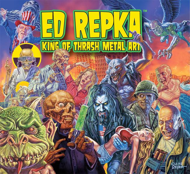 Ed Repka