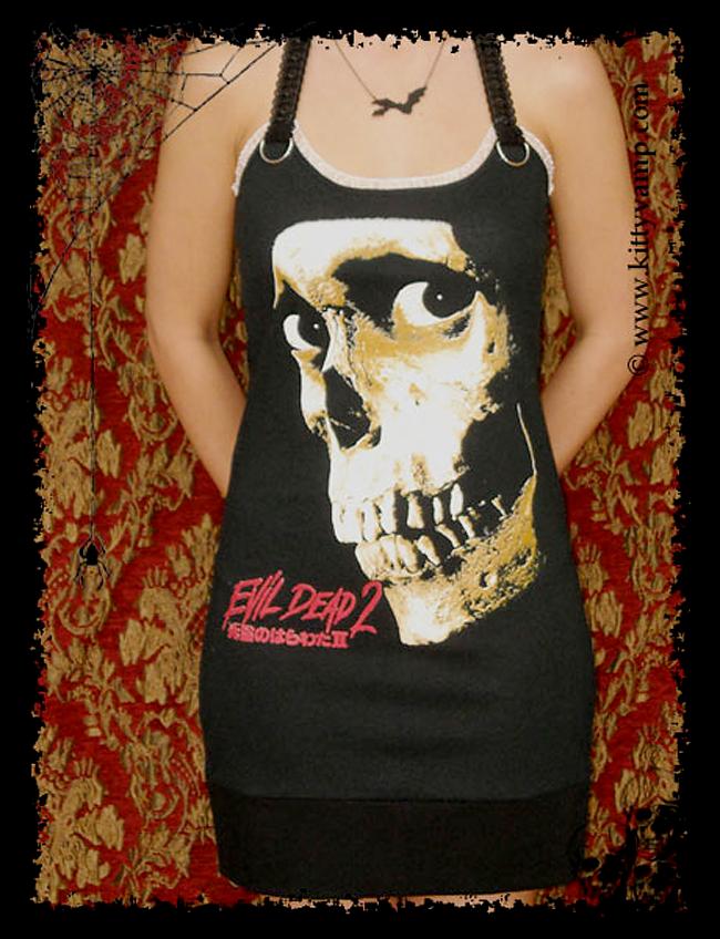 Evil Dead II Mini Dress