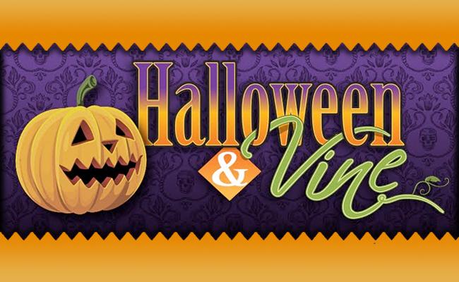Halloween and Vine