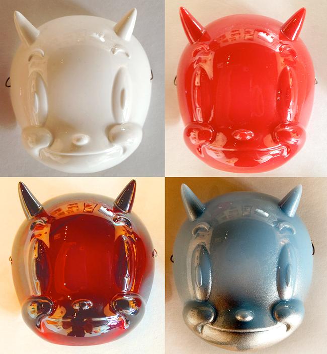 Lucky Devil Masks