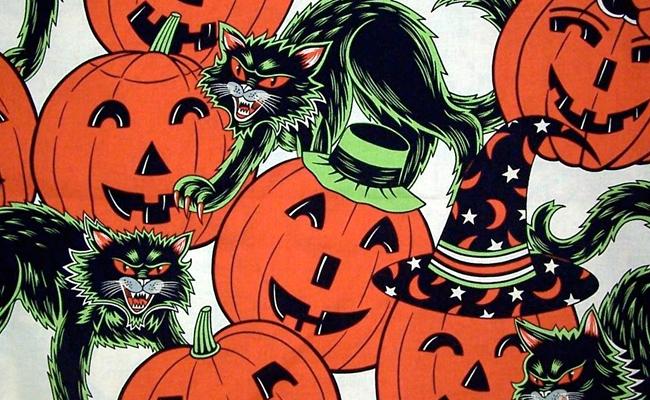 retroween retroween the home of retro halloween decorations - Vintage Halloween Decorations For Sale