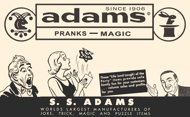 S.S. Adams